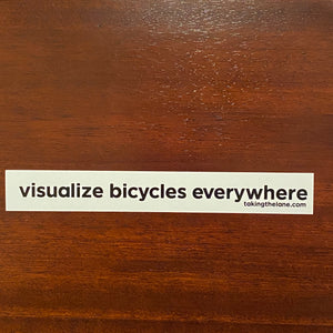 Mini Bicycle Decals
