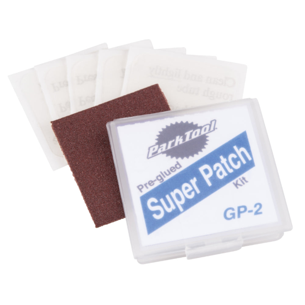 Park Tool Pre-Glued Super Patch Kit - It's Tiny
