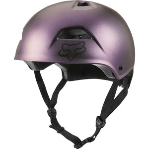 Fox Racing Flight Sport Helmet - Black Iridium - Large