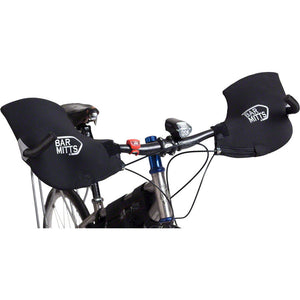 Bar Mitts Mountain / Commuter Handlebar Mitten Pogies