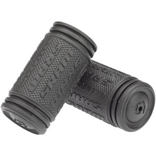 SRAM HalfPipe Stationary Grips - Black, 60 mm