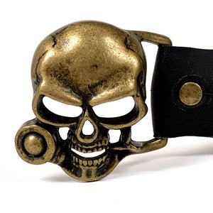 Skullhead Bicycle Tire Belt