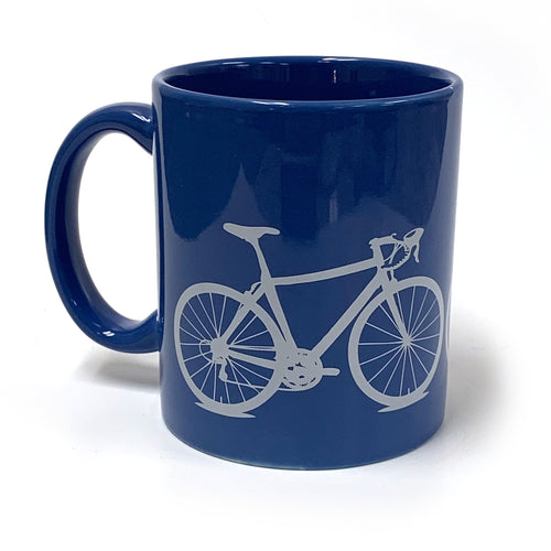 Double Bike Coffee Mug