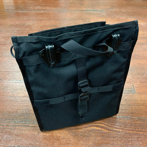 Green Guru Freerider Pannier Black