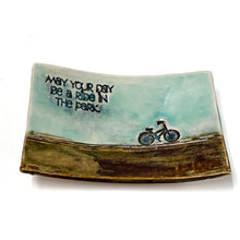 May Your Day Be a Ride in the Park, Small Dish