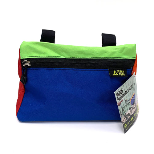 Green Guru Wedgie Handlebar Bag