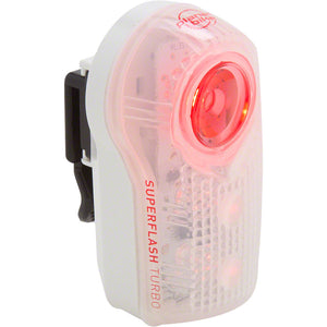 Planet Bike LED Superflash Turbo Taillight Red/Clear/White
