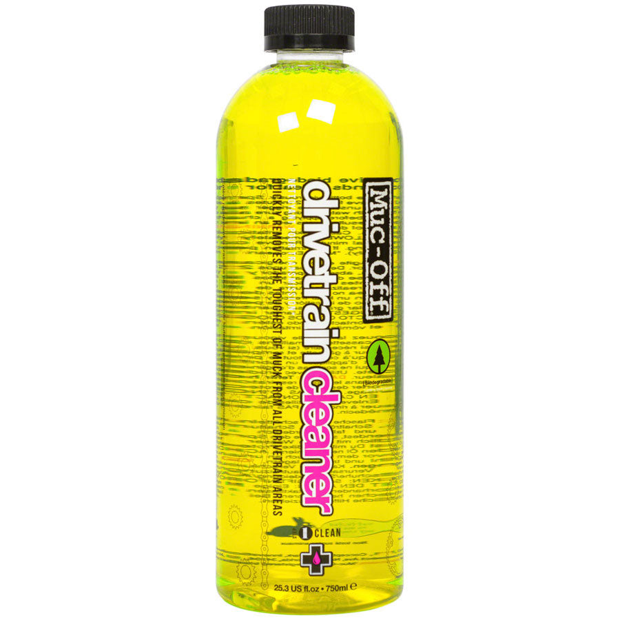 Muc-Off Drivetrain Cleaner: 750ml Refill Bottle