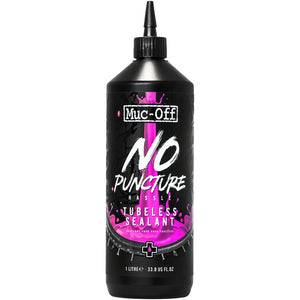 Muc-Off No Puncture Hassle Tubeless Tire Sealant - 1L Bottle