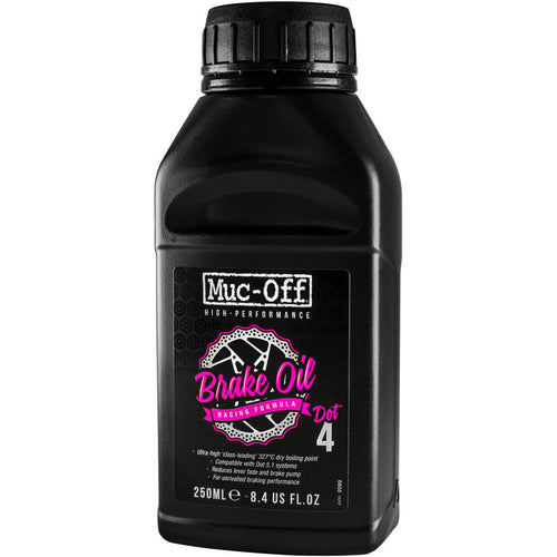 Muc-Off High Performance DOT 4 Brake Oil, 250ml