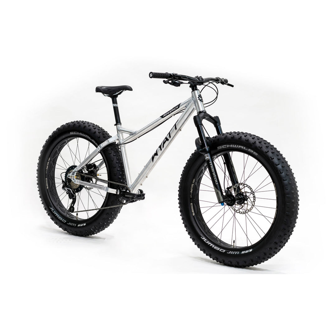 Wyatt Bicycles Maverick Fat Bike