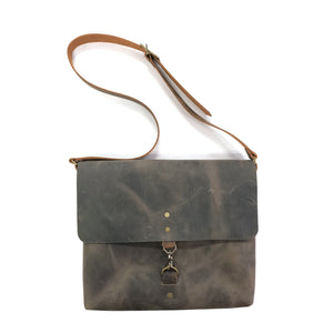 "Montana Messenger Bag, Espresso, 15"" Bag"