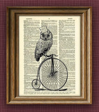 Vintage Dictionary Page Print