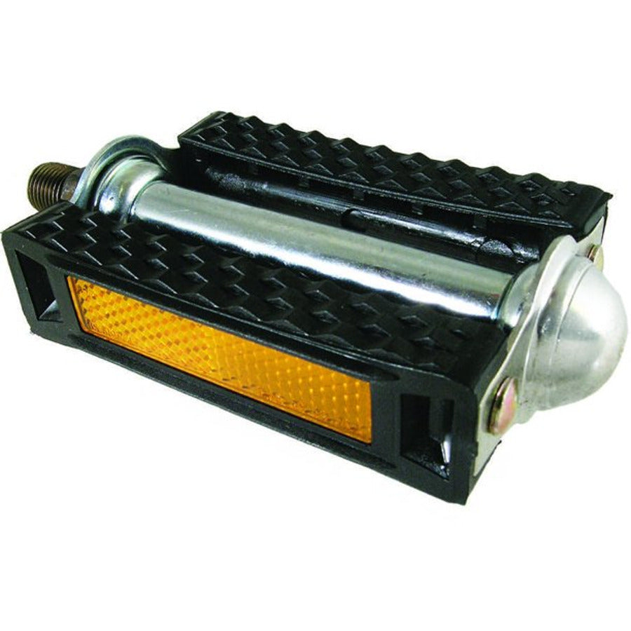 Action Block Pedals with Reflectors 9/16