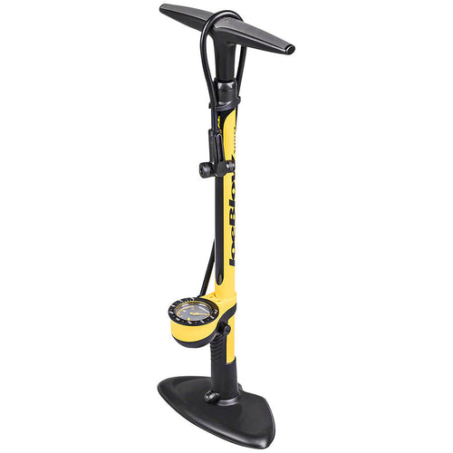 Topeak JoeBlow Sport III Floor Pump Yellow
