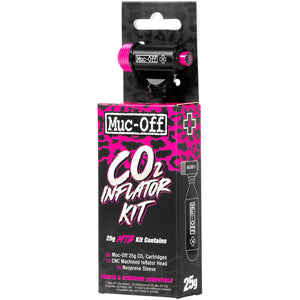 Muc-Off MTB CO2 Inflator Kit