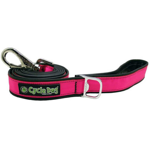 MAX Reflective Hot-Pink Leash