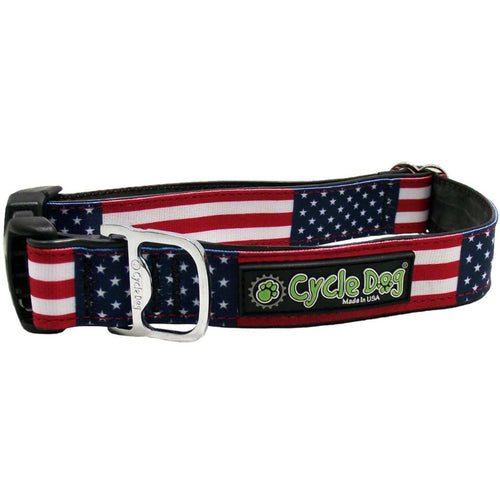 Stars & Strips Dog Collar