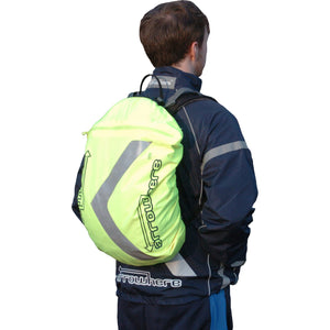 ArroWhere High Visibility Reflective Large Backpack Cover