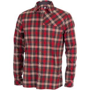 Club Ride Shaka Flannel Shirt Jersey, Long Sleeve, Men's