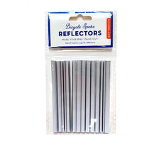 Bicycle Spoke Reflectors, Set of 12
