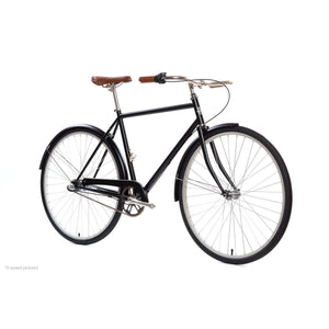 State Bicycle Company The Elliston 3-Speed - Black
