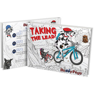 Taking the Lead Children's Bicycle Book
