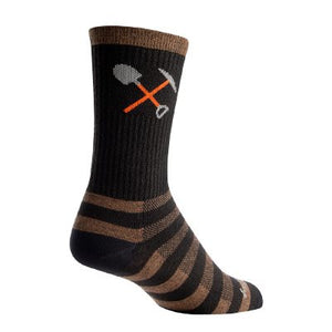 "SockGuy 6"" Trail Maintenance Wool Socks"