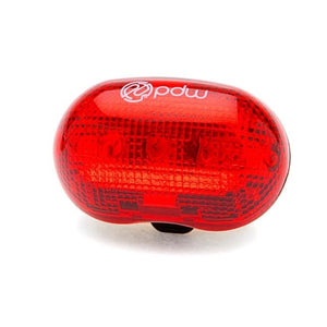 Portland Design Works The Red Planet Tail Light