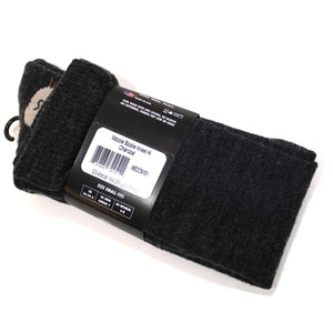 DeFeet Woolie Boolie Knee Hi Socks - Charcoal