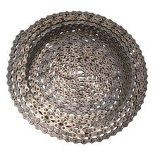 Recycled Bicycle Chain Bowl