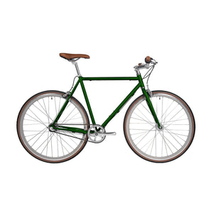 Fyxation Bicycle Company Pixel 3-Speed - Emerald Green