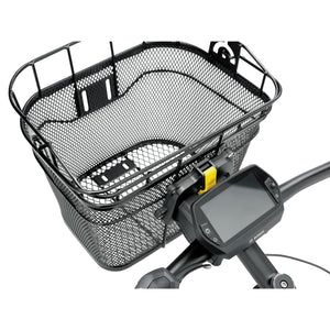 Topeak Front Basket with Quick Release Mount