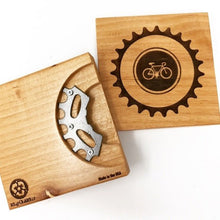 Two-In-One Bottle Opener Coaster
