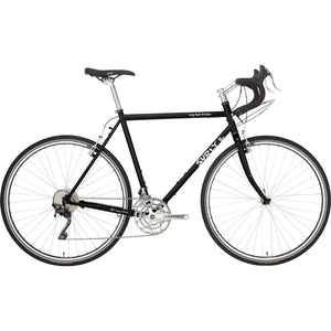 "Surly Long Haul Trucker 27-Speed Bike - 26"", Steel - Blacktacular"