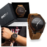 Luxury Women's Bamboo Wood Watch - UNVACANAL