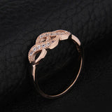 Rose Gold color Rings for Women - UNVACANAL