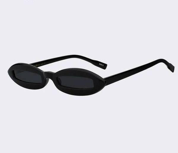Sunglasses Punk Style Vintage Women Brand Designer Elegant Unique Woman Sunglasses - UNVACANAL