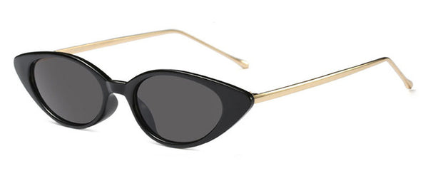 New Arrival Women Little Cat Eye Sunglasses Trending Spring Summer Styles Ladies - UNVACANAL