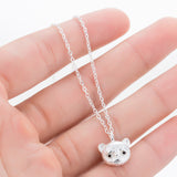 Cat Necklaces Chain Pendant 2018 New for Women