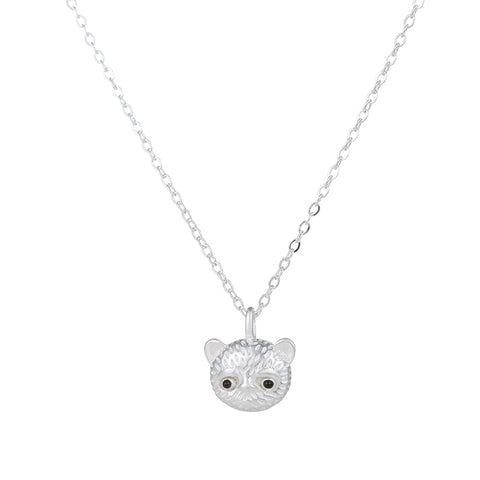 Cat Necklaces Chain Pendant 2018 New for Women - UNVACANAL