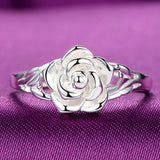 Party Wedding Gift European Fashion styles Sterling Silver Ring - UNVACANAL