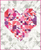 La Fin du Monde - PINK fabric kit Medium - Pattern extra