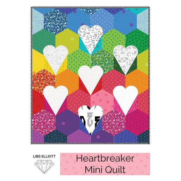 Heartbreaker MINI 💜 EPP Paper & Patterns