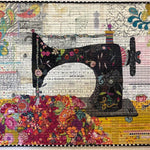 Featherweight Collage Pattern
