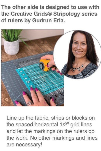 "Creative Grids Cutting Mat 24""x36"" - GE Designs"