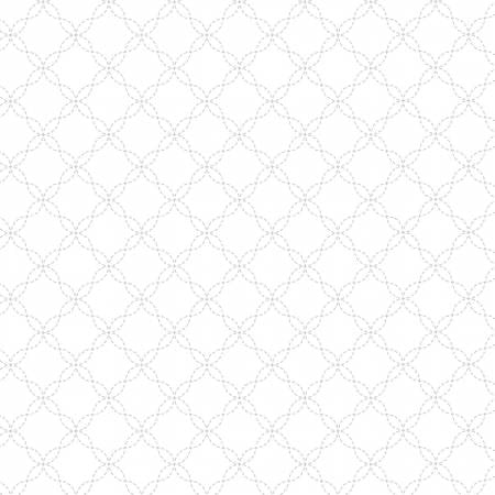 Kimberbell White On White Lattice