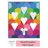 Heartbreaker💜 Acrylic Template with 1/4""