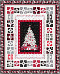 "Canadian Christmas 2 - All Wrapped UP - quilt kit  (72""x88"") - PREORDER Sept 2021"