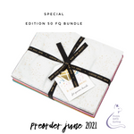 Ruby Star Speckled - 50 FQ bundle - Special Edition - Preorder June 2021